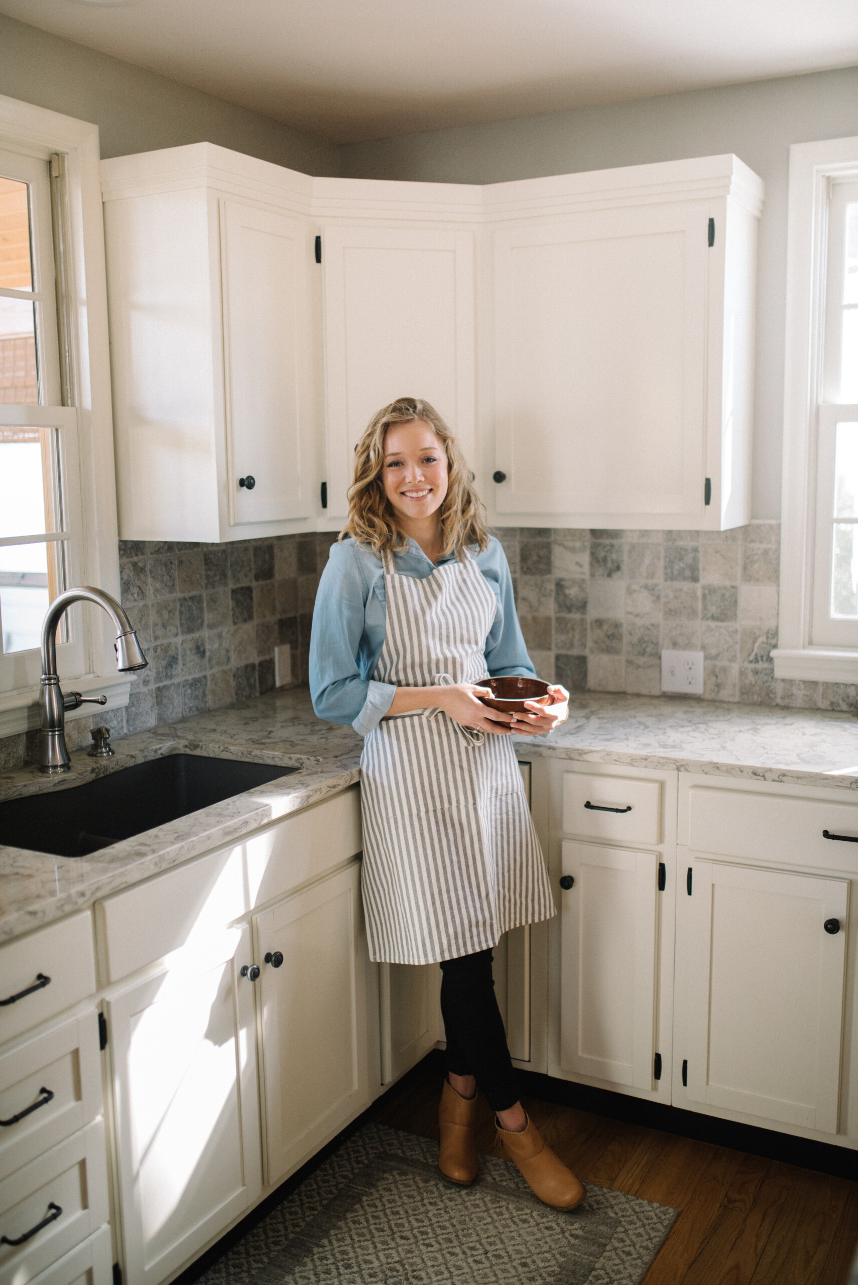 Lauren Grant of Zestful Kitchen | photo by Justin Meyer