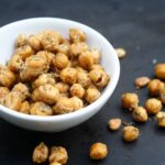 Roasted Dill Chickpeas