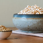 """How to Pop Sorghum + Spiced Sorghum """"Popcorn"""""""