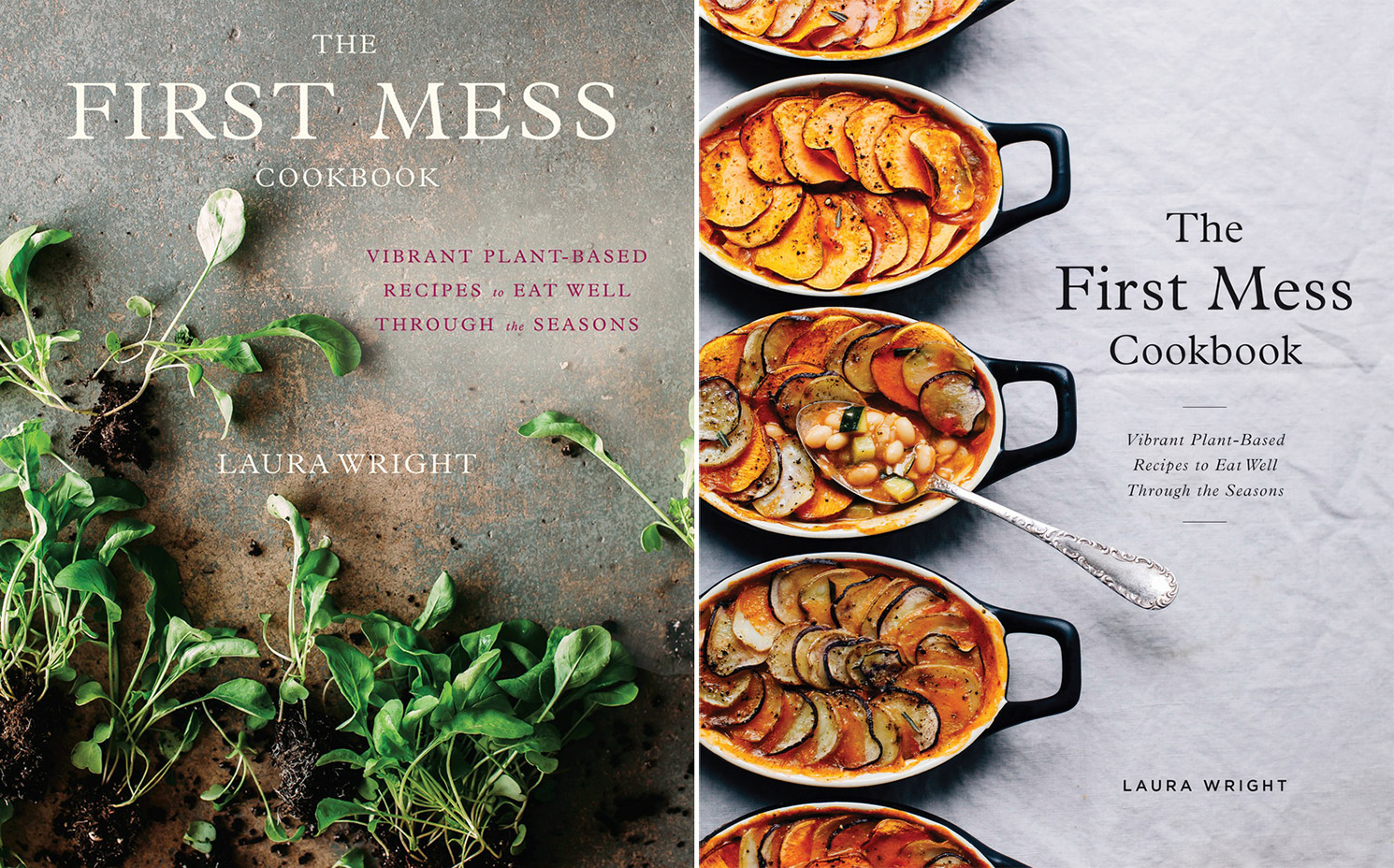 Zestful Kitchen 2017 Holiday Cookbook Gift Guide | First Mess Cookbook