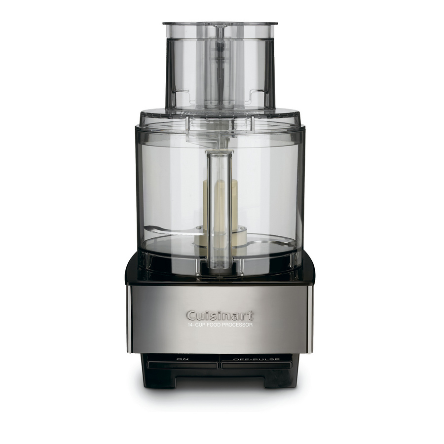 Photograph of a 14-cup food processor