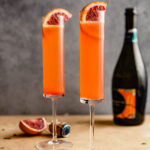 Blood Orange & Ginger Mimosa