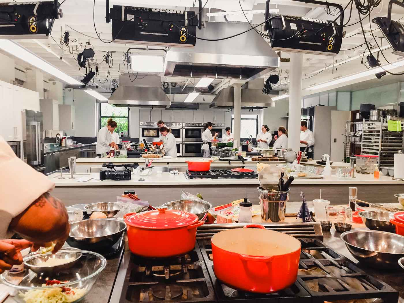 What It S Like To Work In A Test Kitchen Zestful Kitchen