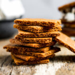 Healthy Whole Wheat Graham Crackers
