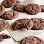 Chewy Chocolate Snickerdoodles