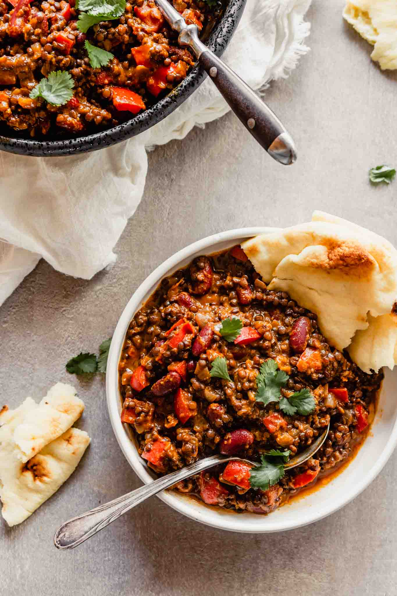 Quick Easy Madras Lentils Gf Df V Zestful Kitchen