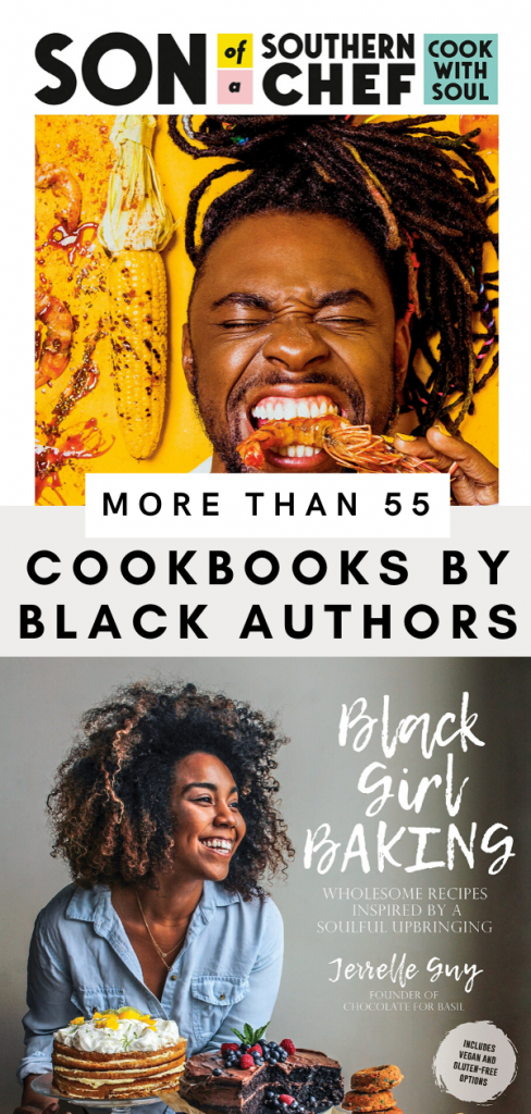 Grid of cookbook cover images