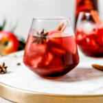 Red Wine Apple Cider Sangria