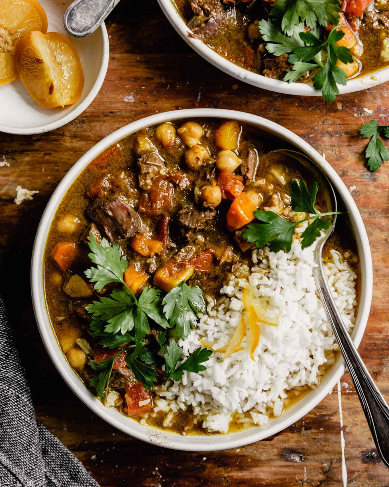 Instant Pot Moroccan Lamb Stew Zestful Kitchen